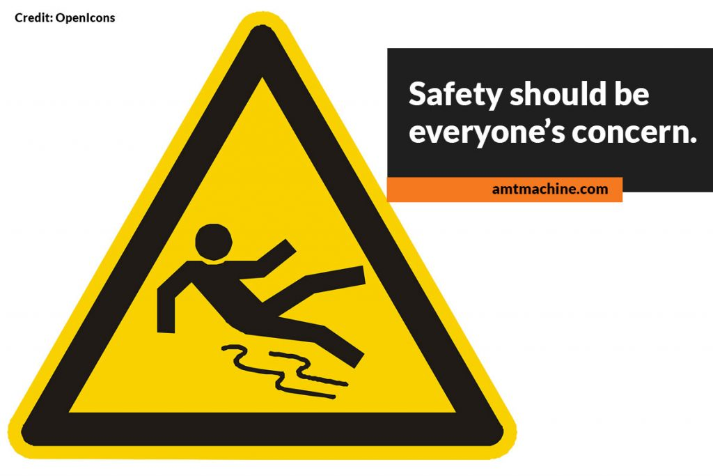 Safety should be everyone's concern
