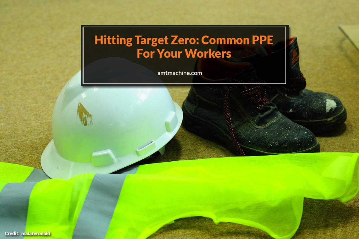 Hitting Target Zero: Common PPE For Your Workers